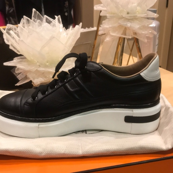 Hermes Shoes   Herms Polo Sneakers